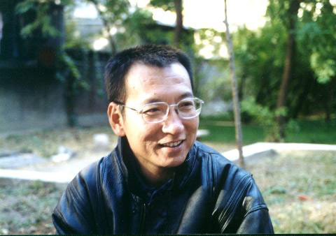 Liu Xiaobo is a 2010 Nobel Peace laureate jailed by China for campaigning for democracy for his country. Chinese literary critic, writer, professor, and human rights activist. (Photo courtesy: Pen.org)