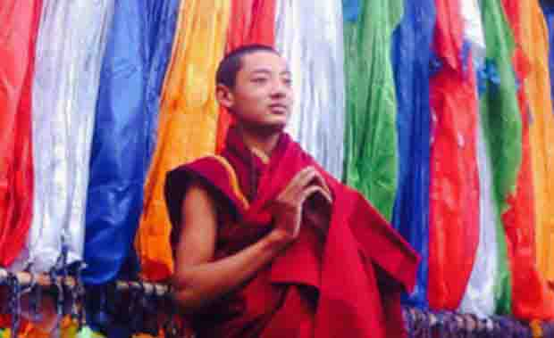 Kalsang Wangdu of the Retsokha Aryaling Monastery. (Photo courtesy: tibet.net)
