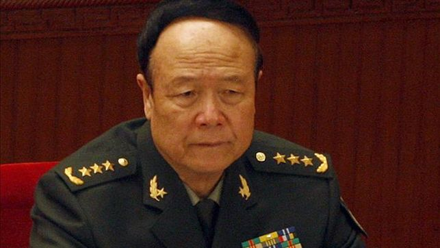 Top former general of China set for corruption trial