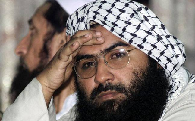 Masood Azhar, the head of the Pakistan-based, UN listed terror group Jaish-e-Mohammed (JeM) (Photo courtey: indiatoday.intoday.in)