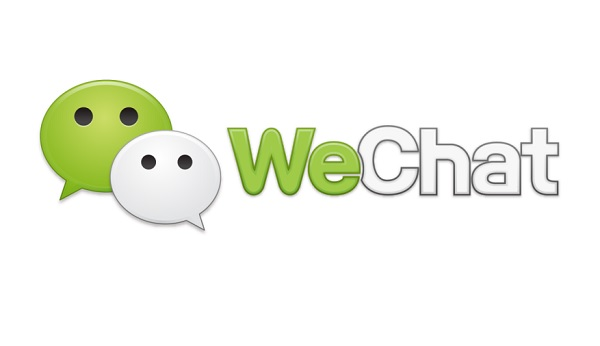 The China-based micro messaging App WeChat.