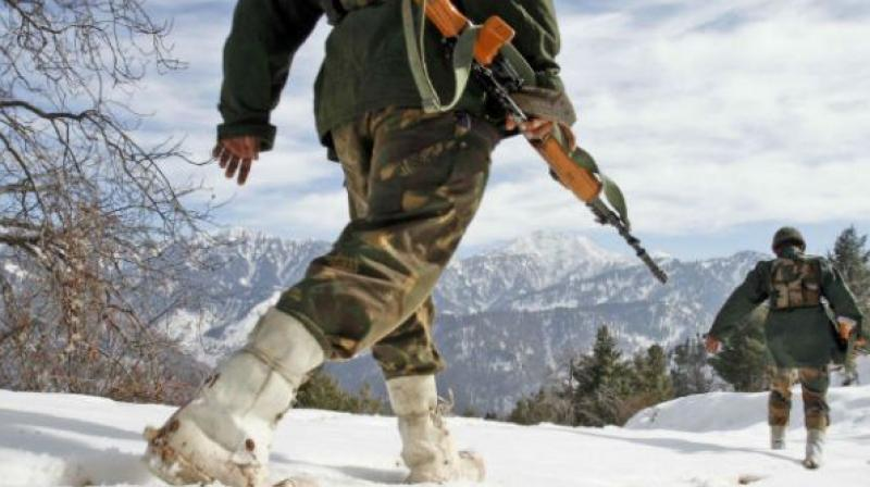 Apart from readying its Tibet Military Command (TMC) for combat, China has been bolstering its forces along its border with India and its nuclear capabilities. (Photo courtesy: deccanchronicle.com)