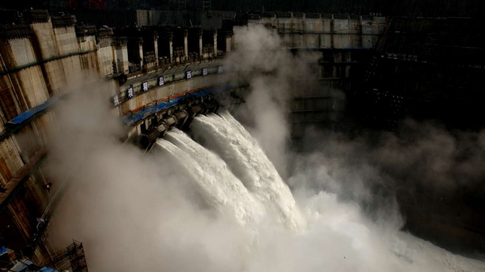 China has begun building its first hydropower station in Tibet Autonomous Region. (Photo courtesy: scmp)