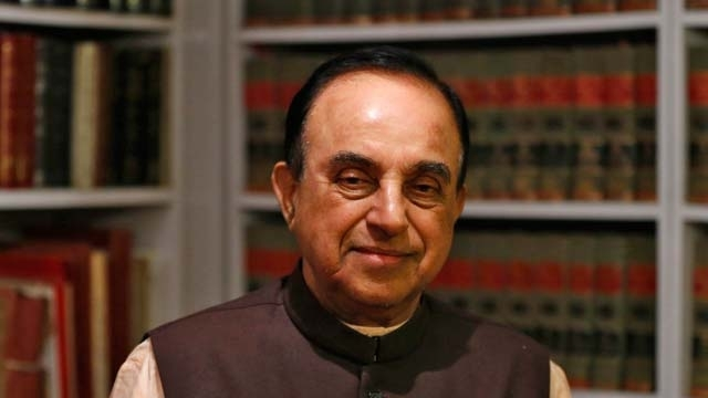 Mr Subramanian Swamy, Member of Indian Parliament. (Photo courtesy: dnaindia.com)