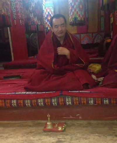 Losang Tsering.