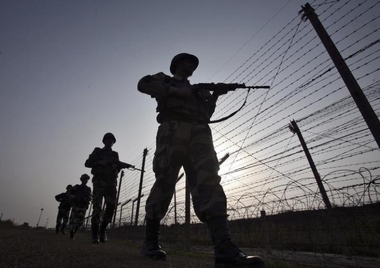 China expresses India-displeasure with temporary border transgression