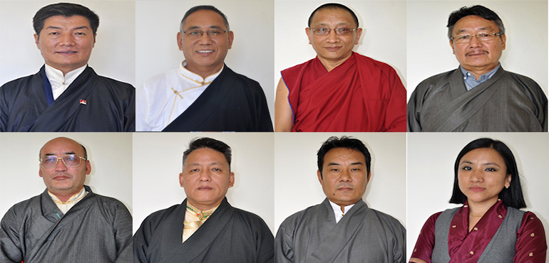 Exile parliament approves all six nominees for Central Tibetan Administration Kalons