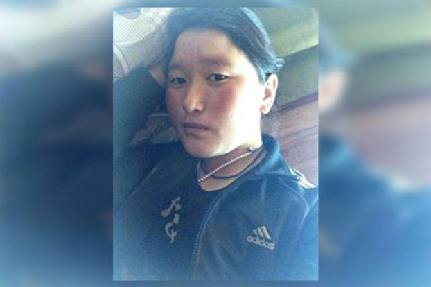 A young woman who was taken away by Chinese police in Ngaba on Jul 14 after she staged a lone street protest in support of Tibet's exiled spiritual leader, the Dalai Lama, has been identified as Konchog Dolma, a mother of two. (Photo courtesy: RFA)