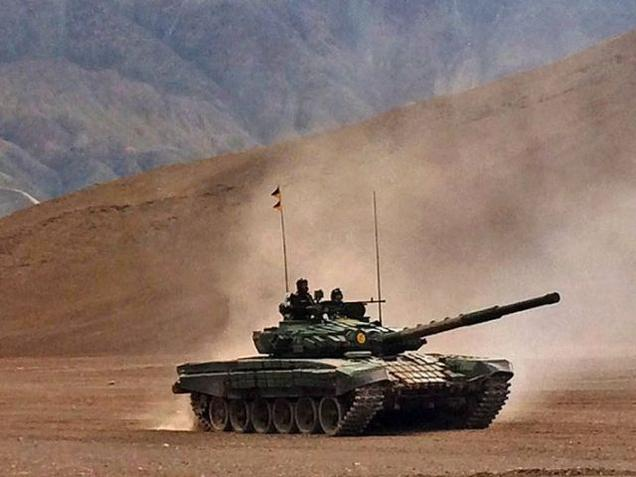 India deploys 100 tanks in Ladakh to match China's built up in occupied Tibet