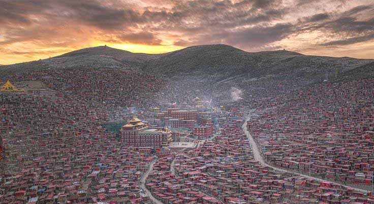 China has expelled nearly 5,100 from famed Tibet Buddhist centre, 2000 more dwellings still under demolition