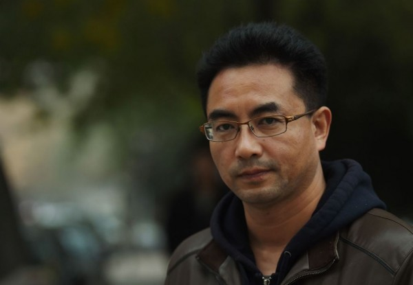 Pema Tseden, a multi-awarding winning Tibetan film director. (Photo courtesy: bt.com.bn)