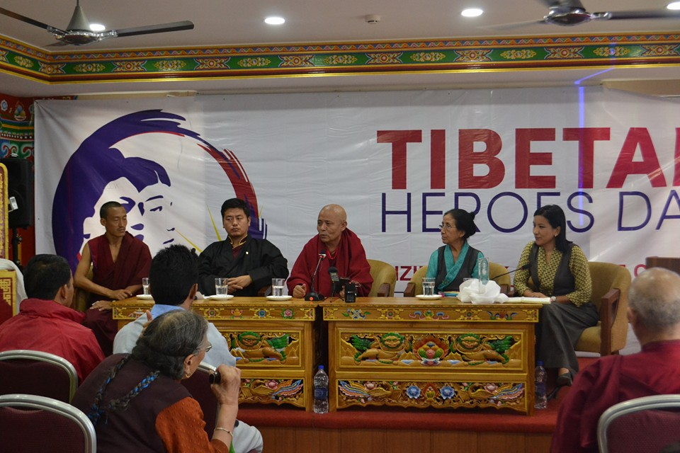 Three Tibet NGO's were reported to have come together to launch a Tibetan Heroes Day and an award on Jul 12 on the first anniversary of the death in Chinese prison of Tulku Tenzin Delek Rinpoche. (Photo courtesy: ITN)