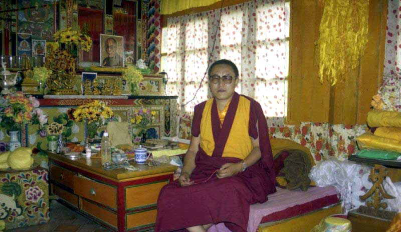Tenzin Deleg Rinpoche, prominent Tibetan Buddhist monk, philanthropist and environmentalist ha died suddenly in prison in Jul 2015.