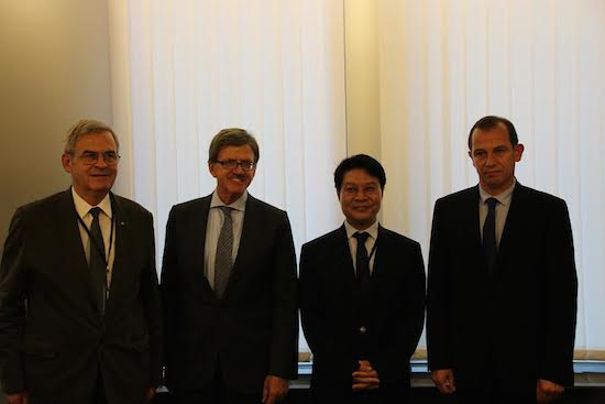 European parliament's Tibet group meets to promote issue