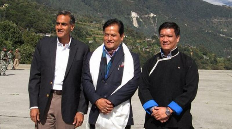 India rejects Chinese criticism of US ambassador's visit to Tawang