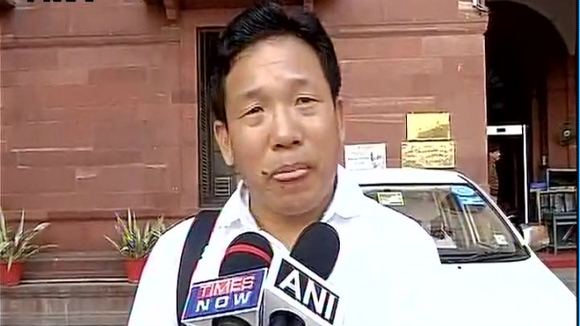 Arunachali manager of Indian badminton team denied visa by China