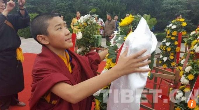 China concludes patriotic education for new Tibetan 'living Buddhas'
