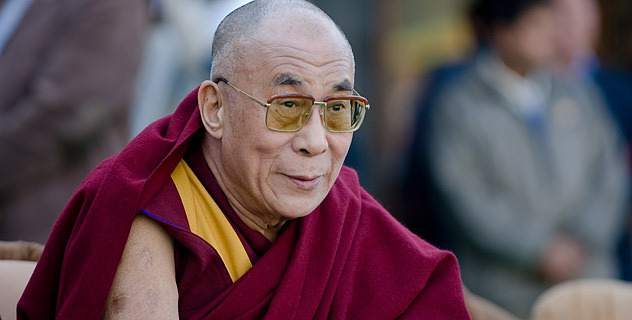 Dalai Lama 12