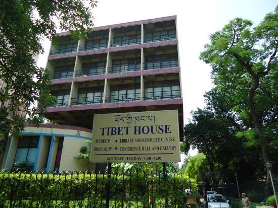 Tibet House, Delhi.