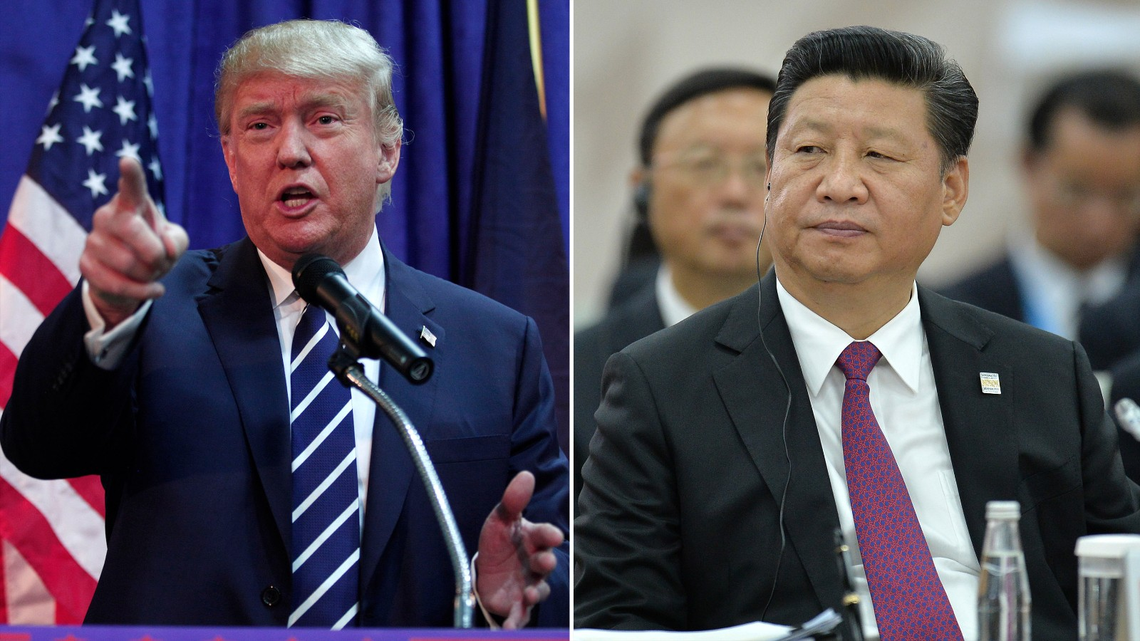 Trump relents to Xi Jinping on 'one China' policy