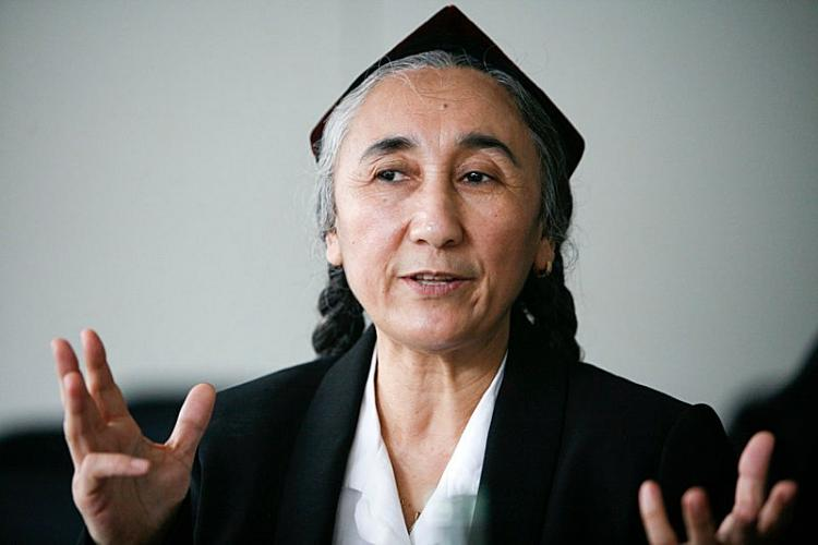 Uighur activist cancels Taiwan visit after strong pressure from China