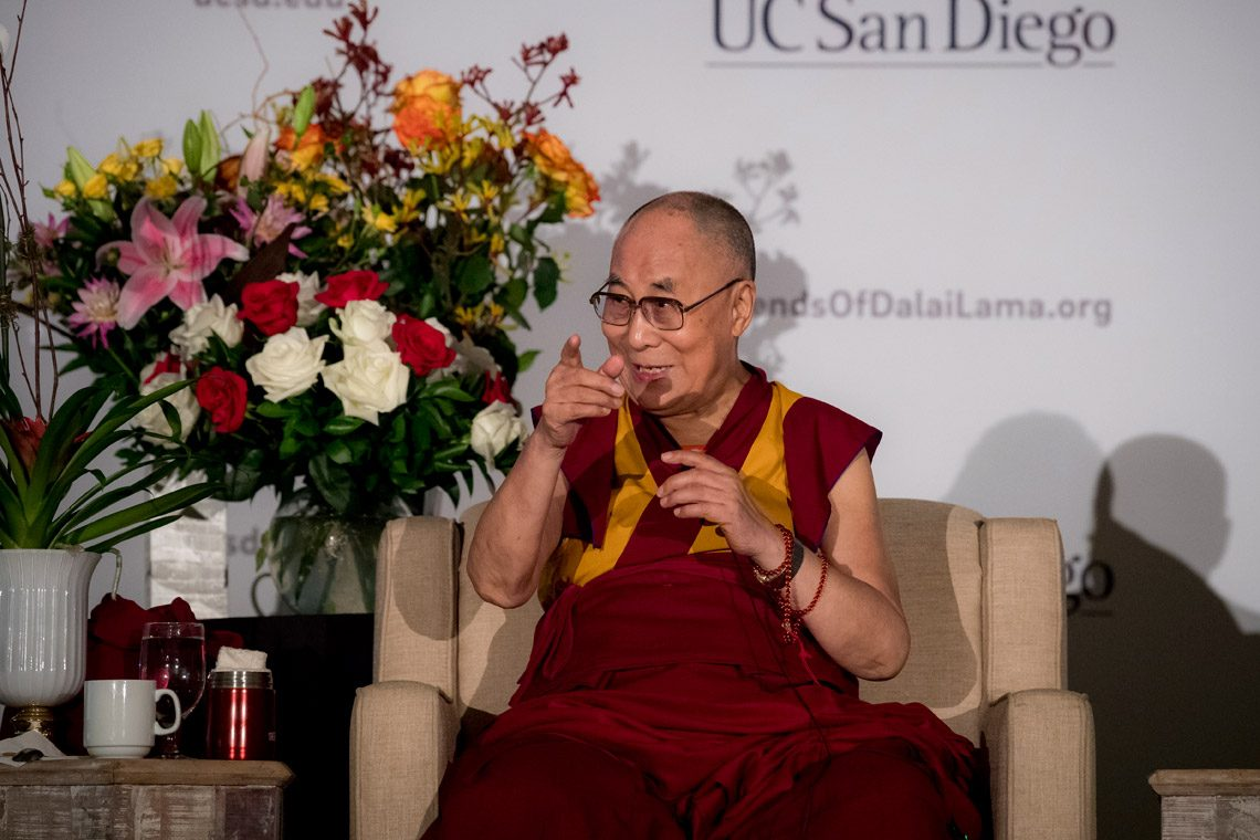 Dalai Lama reassures Tibetans he is in good health