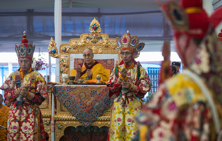 Surplus fund from Dalai Lama's 34th Kalachakra empowerment allocated for welfare projects
