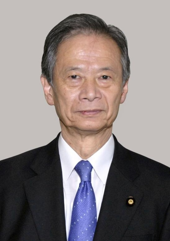 Satsuki Eda, former president of Japan's House of Councilors.