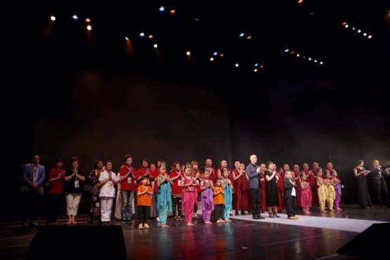 Blessing Concert on Dalai Lama's 82nd birth anniversary connects supporters in Taipei, Singapore and Kuala Lumpur
