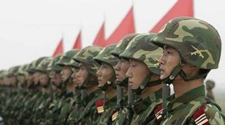 China says it has amassed huge military assets in Tibet