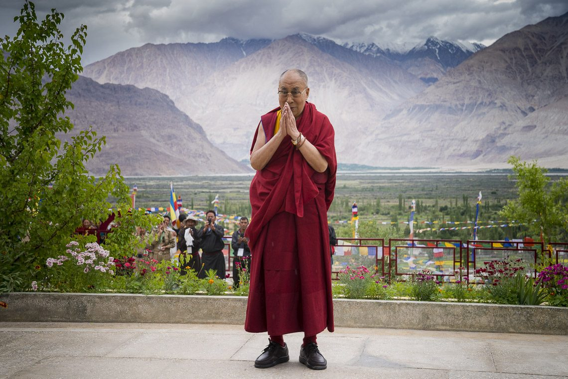 China miffed as Botswana asserts sovereign right to welcome the Dalai Lama