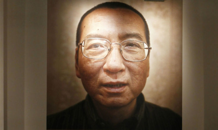 This picture taken on December 10, 2010 shows an exhibition at the Nobel Peace Center in Oslo highlighting this year's Nobel Peace Prize laureate, Liu Xiaobo, a few hours before its opening. Confusion over which countries would attend the peace prize ceremony for jailed Chinese dissident Liu Xiaobo grew Friday just hours before the event with organisers adding more names to the list. AFP PHOTO / SCANPIX - Berit Roald (Photo credit: BERIT ROALD/AFP/Getty Images)