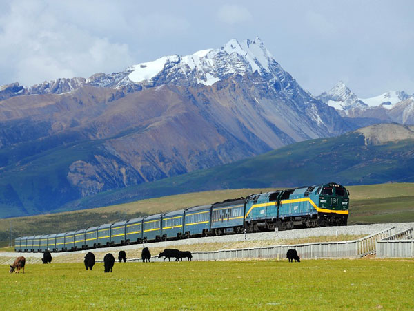 China calls its under-construction second railway into Tibet world's most daring