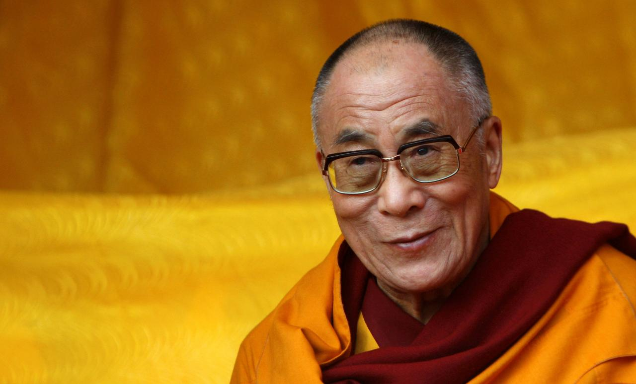 His Holiness the 14th Dalai Lama. (Photo courtesy: REUTERS)