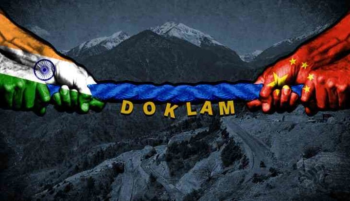 With diplomatic efforts to end the seven-week military standoff at Doklam having hit a roadblock, underlined by China's insistence that India unilaterally withdraw its troops from the remote plateau site which is also claimed by Bhutan.(Courtesy: Representational Picture, kashmirobserver.net)