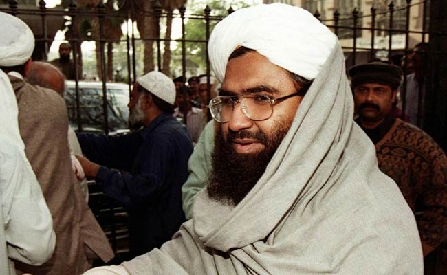 China has again blocked the United Nations Security Council from designating Pakistan-based Jaish-e-Mohammed (JeM) chief Masood Azhar as a 'global terrorist'. (Photo courtesy: NDTV)