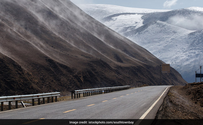 China opens for traffic strategically vital highway in southern Tibet, expects to rile India