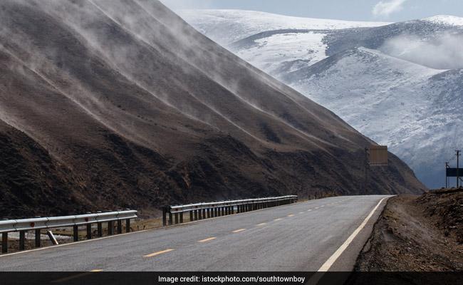 Tibet highway