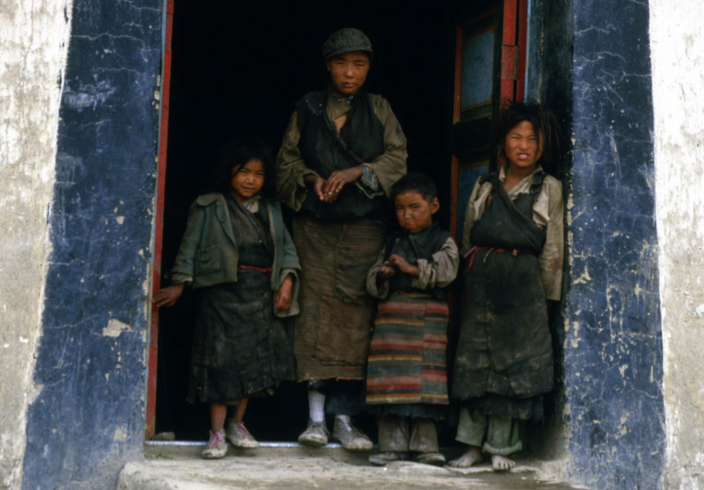 Poverty in Tibet