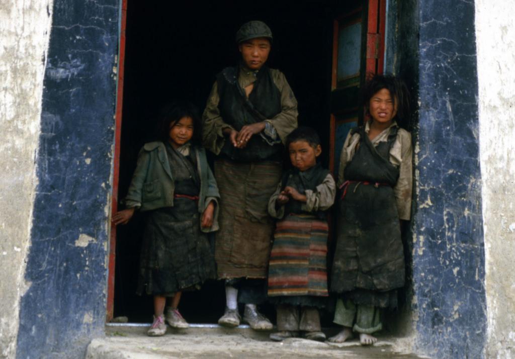 Poverty in Tibet