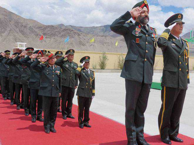 India and China were not holding their annual border personnel meeting (BPM) on Oct 1 to mark China's National Day because China did not send the invitation as per past practice. (Photo courtesy: idrw.org)
