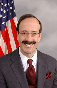 Representative Eliot Engel (D-NY), Ranking Member of the House Committee on Foreign Affairs.