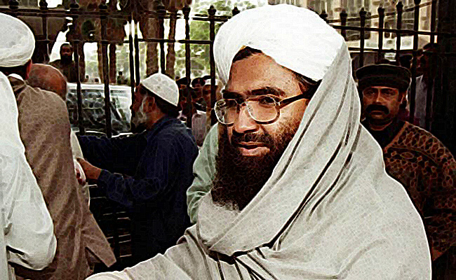 Masood Azhar, Pakistan-based JeM chief and Pathankot terror attack mastermind. (Photo courtesy: NDTV)