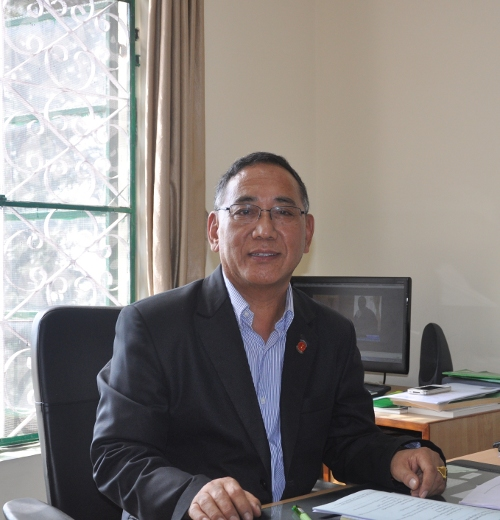 Mr Ngodup Tsering has been appointed as its new representative at the Office of Tibet in Washington, DC. (Photo courtesy: tibet.net)