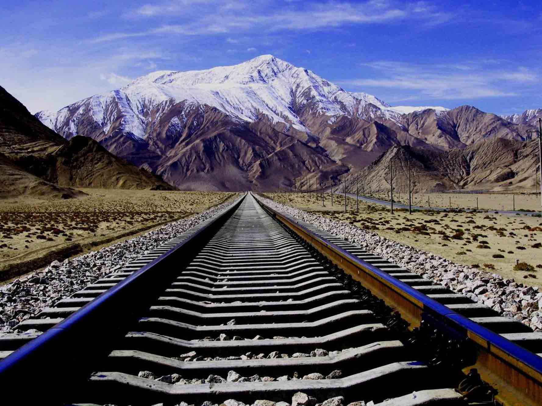 Railways-in-Tibet