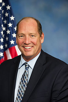 Ted Yoho (R-FL)  Chairman of the Subcommittee on Asia and the Pacific.