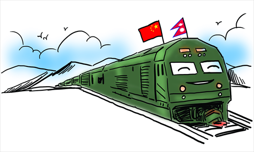 Preliminary survey for an underground Tibet-Nepal OBOR railway line concluded