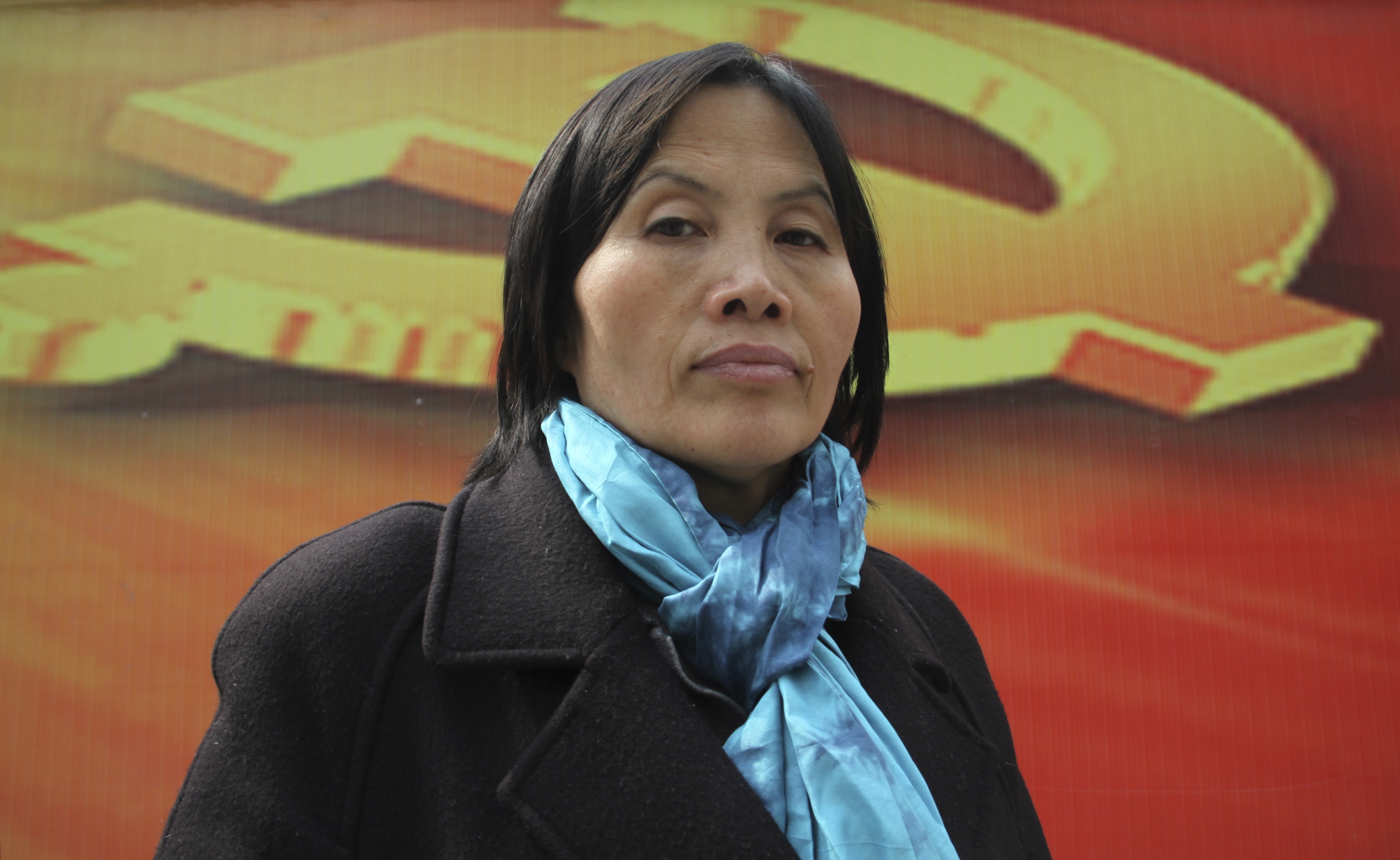 Cao Shunli, human rights activist. (Photo courtesy: AP)