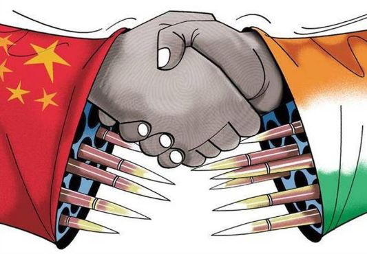 Railing 2017 as worst in 55 years, China calls for improved ties with India