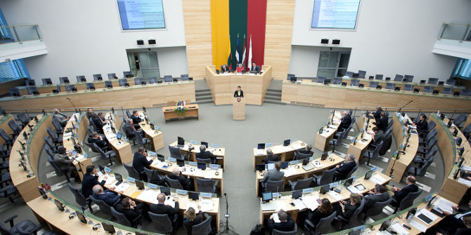 Tibet group set up in Lithuania's parliament